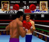 Chavez II SNES The replay of a knockout