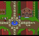 Seiya Monogatari: Anearth Fantasy Stories TurboGrafx CD Exploring the city of Yalem