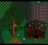 "Seiya Monogatari: Anearth Fantasy Stories TurboGrafx CD In the version I eventually choose, I was found by the warrior McGuire. ""Dad"" is having some rest here :)"