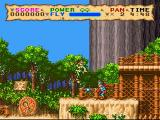 Hook SNES 15-bit color backgrounds