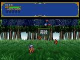 Anearth Fantasy Stories: The First Volume SEGA Saturn Fighting bees in a forest. Richer backgrounds in the Saturn version