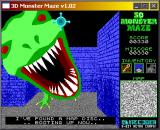 3D Monster Maze Windows Erm, hi, dino...