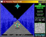 3D Monster Maze Windows This is a CD containing the level map.