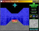 3D Monster Maze Windows Found the motion tracker... Very useful.
