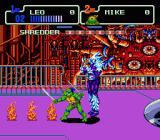Teenage Mutant Ninja Turtles: The Hyperstone Heist Genesis ..are not empty.