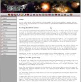 Dark Orbit Browser The online help gives a detailed overview of all game elements.
