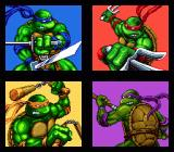 Teenage Mutant Ninja Turtles: The HyperStone Heist Genesis intro