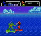 Teenage Mutant Ninja Turtles: The HyperStone Heist Genesis ..then on with some surfing.