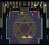 Faerie Dust Story: Meikyū no Elfeane TurboGrafx CD Jewish guys with wings?.. :)