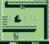 Milon's Secret Castle Game Boy I entered the third door.