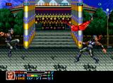 Ninja Combat Neo Geo The special attack can be devastating against some characters.