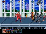 Ninja Combat Neo Geo Your standard attack, after powerups.