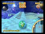 Super Monkey Ball 2 GameCube Watch out for holes in the path!
