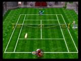 Super Monkey Ball 2 GameCube Monkey tennis