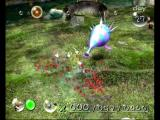 Pikmin GameCube This large critter blows the flowers off of the Pikmin