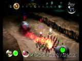 Pikmin GameCube Red Pikmin are immune to fire