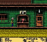 Lucky Luke: Desperado Train Game Boy Color You have a ticket and you are ready to depart