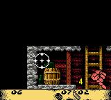 Lucky Luke: Desperado Train Game Boy Color Find Daltons and shoot them...