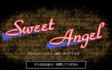 Sweet Angel PC-98 Title screen