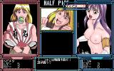 Half-Pipe PC-98 Nicole is defeated in combat, and that's what happens