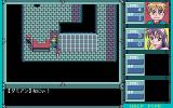 Half-Pipe PC-98 Some goons have a stronghold underground