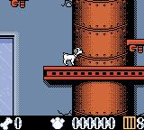 Disney's 102 Dalmatians: Puppies to the Rescue Game Boy Color Starting location of Factory Floor 1.