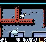Disney's 102 Dalmatians: Puppies to the Rescue Game Boy Color I have a feeling that that is not the Goodyear blimp.