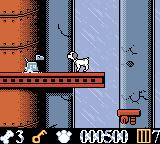 Disney's 102 Dalmatians: Puppies to the Rescue Game Boy Color K9 from Dr. Who looks a lot less friendly.