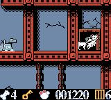 Disney's 102 Dalmatians: Puppies to the Rescue Game Boy Color I freed one of the puppies.