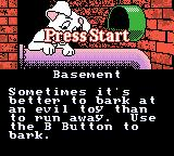 Disney's 102 Dalmatians: Puppies to the Rescue Game Boy Color Basement's story.