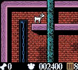 Disney's 102 Dalmatians: Puppies to the Rescue Game Boy Color Starting location of Basement.