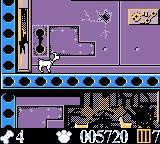 Disney's 102 Dalmatians: Puppies to the Rescue Game Boy Color Starting location of Inside Machinery.