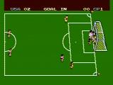 Soccer NES A goal has been scored!