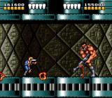 Battletoads & Double Dragon: The Ultimate Team SNES Level 3 boss