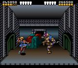 Battletoads & Double Dragon: The Ultimate Team SNES One of many tough anthropomorphic monsters