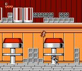 Chip 'N Dale: Rescue Rangers NES In a diner
