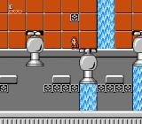 Chip 'N Dale: Rescue Rangers NES Negotiating the faucets (and turning them off manually)