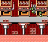 Chip 'N Dale: Rescue Rangers NES The casino, featuring gangster lizards