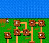 Chip 'N Dale: Rescue Rangers NES After clearing this zone, Gadget builds a rocket to carry you to the remainder of the game