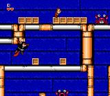 Disney's Chip 'n Dale: Rescue Rangers NES Ninja flying squirrels