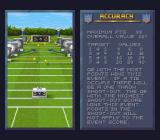 NFL Quarterback Club SNES Info on the Accuracy event