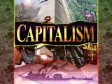 Capitalism DOS Title screen