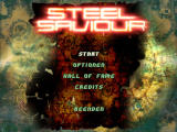 Steel Saviour Windows Main menu (demo version)