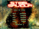 Steel Saviour Windows High score list (demo version)