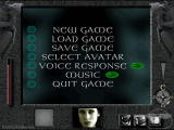 Gothos Windows Menu screen.