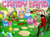 Candy Land Windows Title screen