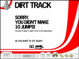 GapKids Adventure Windows The dirt track minigame has tighter qualifying standards
