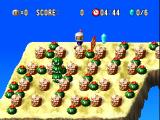 Bomberman World PlayStation Cactus enemy
