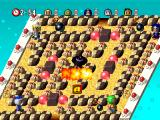 Bomberman World PlayStation Candy arena