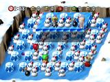 Bomberman World PlayStation Ice arena